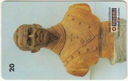 BRASIL E-935 Magnetic TeleRJ - Culture, Statue - Used