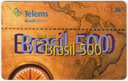 BRASIL E-948 Magnetic Telems - Used