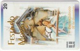 BRASIL E-974 Magnetic Telepe - Religion, Holy Scene - Used