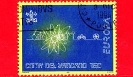 VATICANO - Usato - 1994 - Europa  - 750 L. • Scoperte Di Varie Epoche - Vaticano