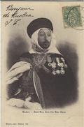 BISKRA - Caïd Bou Aziz Fils Ben Gana - Phot. Maure, Biskra, 125