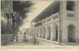 BISKRA - HOTEL DU SAHARA, Maison De Ier Ordre, Entièrement Neuve - LL