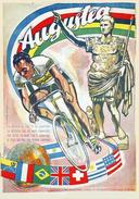 Cycles Augustea 1953 - Postcard - Poster Reproduction - Advertising