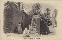 BISKRA - Quartier De M' Cide - Ed. Phot. Maure, Biskra - 12