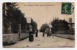 Carte Postale La Baule Avenue De La Pierre Percée CPA 1911 - La Baule-Escoublac