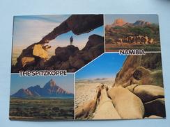 The SPITZKOPPE () Anno 1995 ( Zie Foto Details ) !! - Namibie