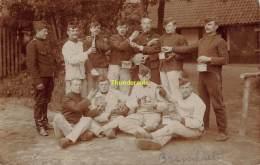 CPA BRASSCHAAT BRASSCHAET POLYGONE CARTE DE PHOTO FOTOKAART CAMP KAMP - Brasschaat