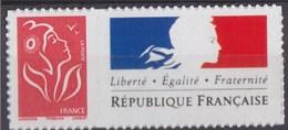 """Timbre Lamouche TVP -20g Phil@poste Autocollant YT N°3802Ab Et Spink N°61 Personnalisation """"République Française"""""""
