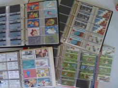 Grande Collection Télécartes > 500 Belges Et étrangères - Werchter, Etc - Télécartes