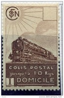 FRANCE COLIS POSTAUX 1941/42  N° YVERT 174 NEUF Mnh **