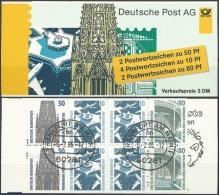 DEUTSCHLAND 1993 Mi-Nr. Markenheft 29 O Used - Aus ABO