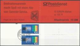 DEUTSCHLAND 1994 Mi-Nr. Markenheft 30 O Used - Aus ABO