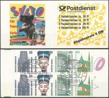 DEUTSCHLAND 1994 Mi-Nr. Markenheft 31 O Used - Aus ABO