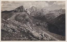 CARTOLINA - BELLUNO - COL RODELLA M. 2486 - E MARMOLATA M.3340 - Belluno