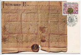 Golden Bulla (Bele IV, 1242).  MC - Stamps