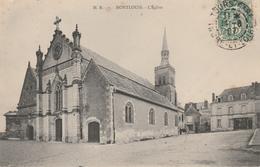 17 / 5 / 225  -  MONTLOUIS ( 66 )  L'ÉGLISE - Frankrijk