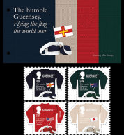 Guernsey 2017 Presentation Packs - Sepac- Handcrafts The Guernsey Jumper
