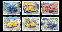 Guernsey 2013 Set - Europa- The Postmans Van