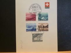 69/042 DOC.  SUISSE  1955 - Lettres & Documents