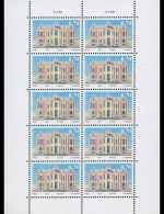 Luxembourg 2017 Sheetlets - Europa 2017- Castles (€0.70)