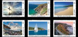 Guernsey 2012 Set - Europa 2012 - Visit The Bailiwick Of Guernsey