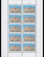 Luxembourg 2017 Sheetlets - Europa 2017- Castles- (€0.95)