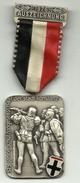 Germania - Medaglia Gara Di Tiro A Segno 1976 - Germania