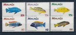 [50889] Malawi 1994 Marine Life Fish MNH