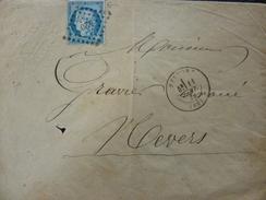 Lot Du 24.01.17_LSC    Avec N°60 De Belfort ,PC Du GC 420 - 1849-1876: Periodo Classico