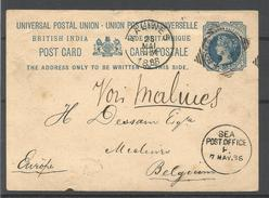 British India Sea Post Office