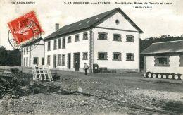 N°30732 -cpa La Ferrière Aux étangs -ste Des Mines De Denain Et Anzin- - France
