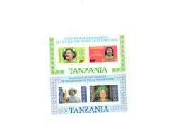 BLOCS  TANZANIE
