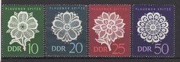 DDR / Plauener Spitze (I) / MiNr. 1185-1188