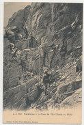 ASCENSION A LA CIME DE L'EST Dents Du Midi Alpinistes - Alpinisme