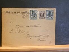 69/005 DEVANT DE  LETTRE 1923 POUR LA FRANCE - Belgien