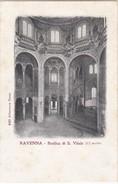 CARTOLINA - RAVENNA - BASILICA DI S. VITALE (VI SECOLO ) - Ravenna
