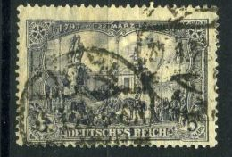 ALLEMAGNE ( POSTE ) :Y&T N°  79  TIMBRE  BIEN  OBLITRE , A  VOIR .
