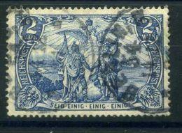 ALLEMAGNE ( POSTE ) :Y&T N°  62  TIMBRE  BIEN  OBLITRE , A  VOIR .
