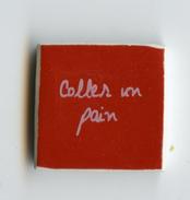 """FEVE  - FEVES -  """"LE GRENIER A PAIN"""" - COLLER UN PAIN - Autres"""