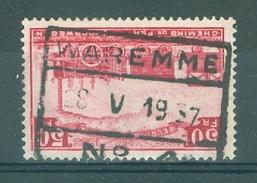 "BELGIE - TR  200 - Cachet  ""WAREMME Nr 1"" - Cote 5,00 € - (ref. 12.682) - Ferrocarril"