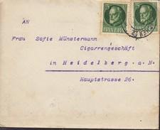 Bayern 95 I MeF Auf Brief Mit Inhalt Mit Stempel: München 24.DEZ 1914 - Bayern