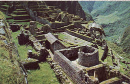 Peru, Machupicchu, Torreon, Mint - Perú
