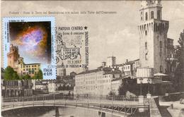 Italia 2017 Padova Maximum Card FDC Osservatorio Astronomico Sternwarte Astronomy Observatory Zvjezdarnica Obserwatorium