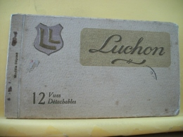 B7 5261 - 31 LUCHON - CARNET DE 9 CARTES POSTALES - Luchon