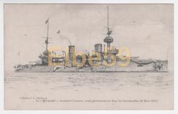 Marine Nationale, Croiseur Cuirassé Le Bouvet, Neuve - Guerra