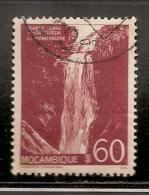 MOZAMBIQUE OBLITERE