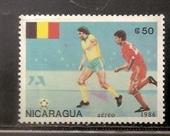 NICARAGUA NEUF SANS TRACE DE CHARNIERE