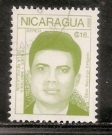 NICARAGUA OBLITERE