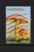 Tanzania 1998, Mushroom, Minr 2519, Vfu