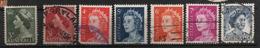 AUSTRALIA QUEEN ELIZABETH II - 1952-65 Elizabeth II : Pre-Decimals